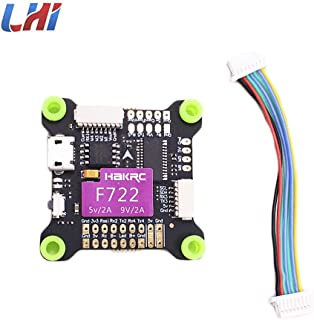 LHI F722 Flight Controller Built-in OSD BEC 5V/2A 9V/2A 3-9S MPU6000 for RC Drone FPV Racing Quadcopter