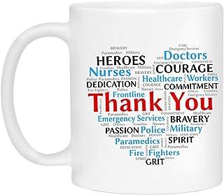 Thank You Mug - Health Heroes Gift & Appreciation Mug