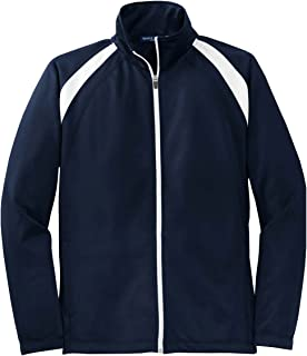 Mens Tricot Track Jacket