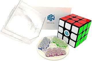 CuberSpeed Gans 356 Air (Master) 3x3 Black Magic Cube Gan 356 Air (Master) 3x3x3 Speed Cube 2019 New Version