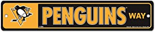 NHL Pittsburgh Penguins 27836010 Street/Zone Sign, 4.5