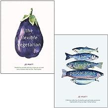 Jo Pratt Collection 2 Books Set (The Flexible Vegetarian, The Flexible Pescatarian)