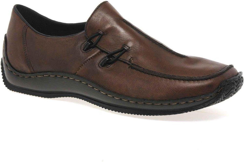 Rieker kvinnor kvinnor kvinnor L1751 -25 Celia läder skor bspringaaa  billigare priser