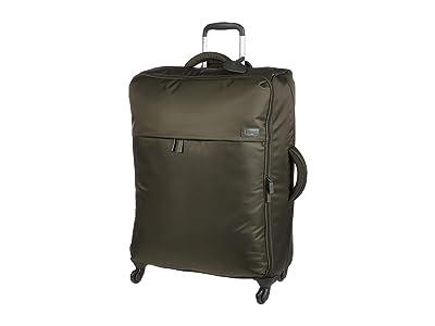 Lipault Paris Original Plume 28 Spinner (Khaki) Luggage