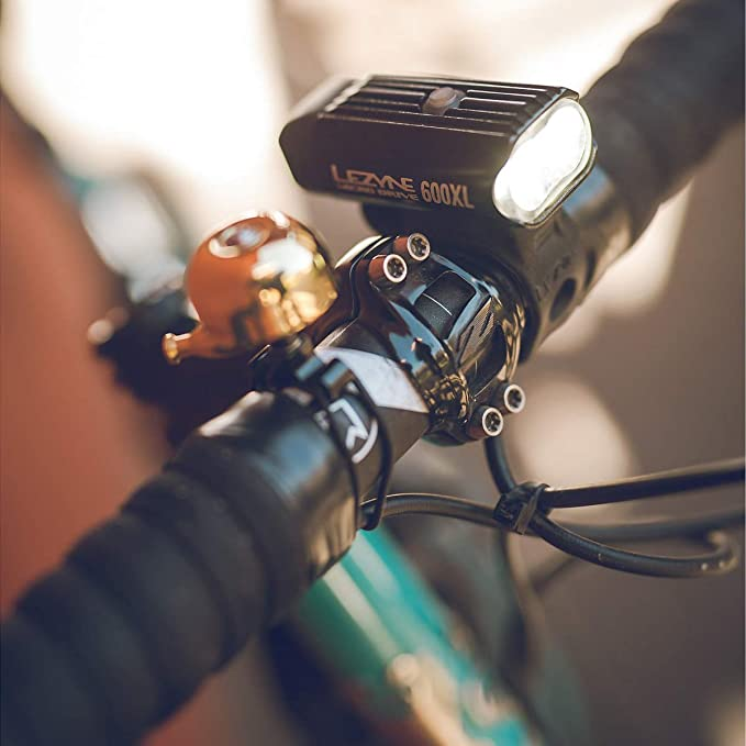 Lezyne Micro Drive 600xl Front Bike Light USB Rechargeable New
