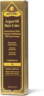 Best 7a argan oil hair color Reviews
