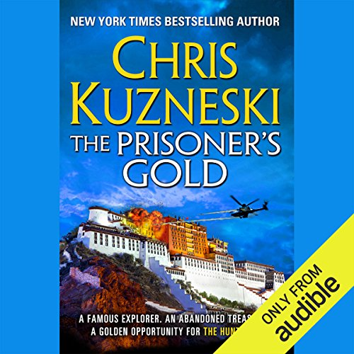 The Prisoner's Gold audiobook cover art
