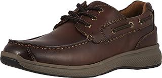 فلورشايم Great Lakes Moc Toe Oxford Brown Smooth 10. 5