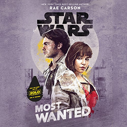 Star Wars: Most Wanted audiobook cover art