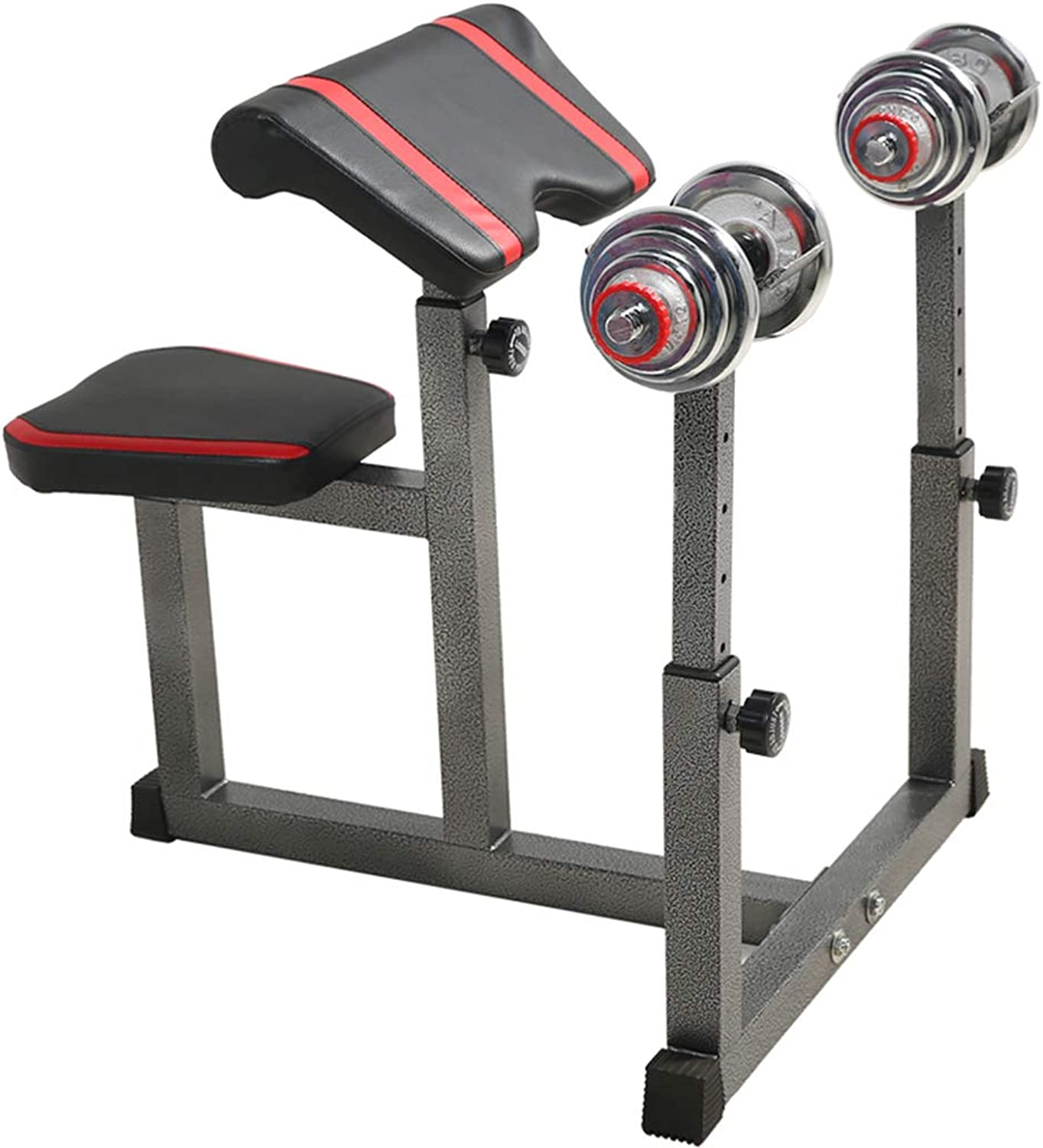Fitness Chair, Indoor Multifunction Dumbbell Bench Barbell Stool Muscle Group Training Bench Comprehensive Training Equipment Fitness Equipment
