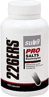 226ERS Sub9 Pro Salts Electrolytes. Sales Minerales con Vitaminas y Cafeína - 100 cápsulas