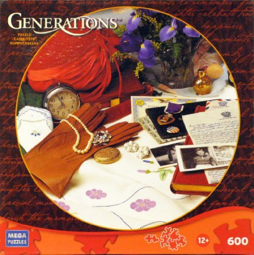 Generations - The Best Generation Round Puzzle by Mega Puzzles
