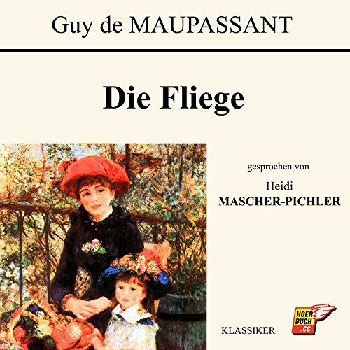 Die Fliege audiobook cover art