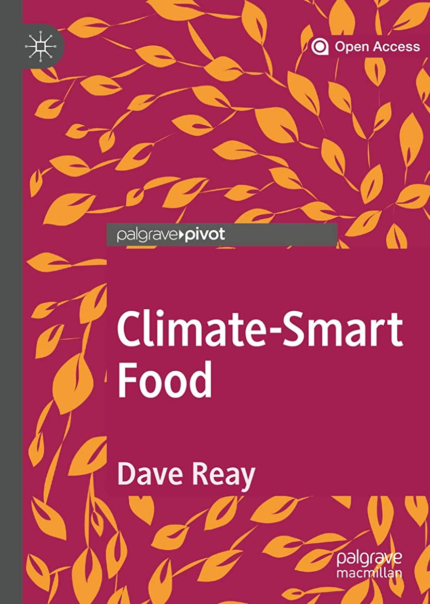 流行不毛のとげのあるClimate-Smart Food (English Edition)