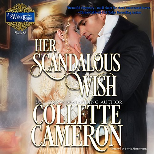 Her Scandalous Wish audiobook cover art