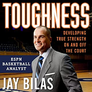 Toughness audiobook cover art