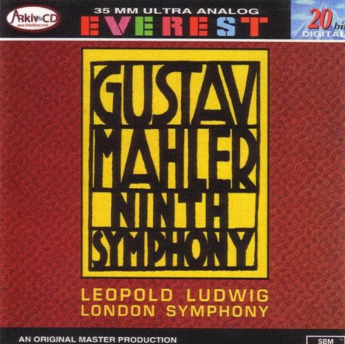 Mahler;Symphony No.9 in Dm