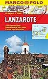 Marco Polo Holiday Map Lanzarote