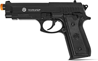 Taurus PT92 CO2 Airsoft Pistol with Hop-Up, 400-450 FPS, Black, 1.9 pounds (210308)