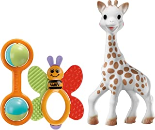 Sophie la Girafe nyfödd babyset