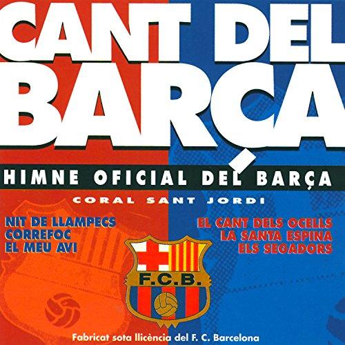 Cant del Barça. Himne Oficial del F.C. Barcelona