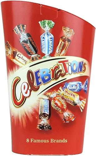 Celebrations - petit voitureton - 245g (Case of 9)