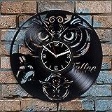 Tatuaje Vinilo Reloj Tatuaje Vintage Reloj Tatuaje Estudio...