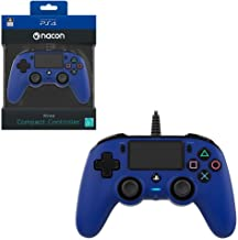 Nacon Wired Controller, Blue (PS4)
