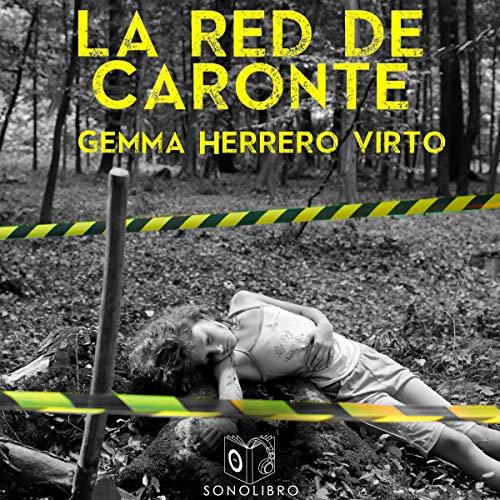 Diseño de la portada del título La red de Caronte