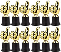 Trophy Plus Thumbs UP Award Trophies (1 Dozen)