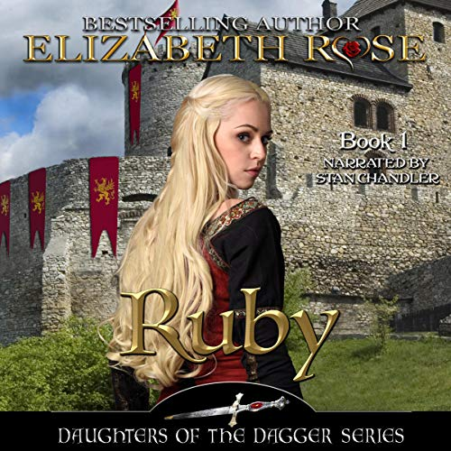 Ruby Audiobook By Elizabeth Rose cover art