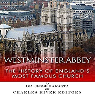 Westminster Abbey audiobook cover art
