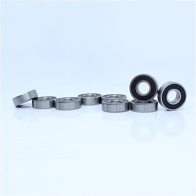 Max 80% OFF YINGJUN-DRESS Precision Bearings 698 Sale price ABEC-1 2RS 8x19x6m