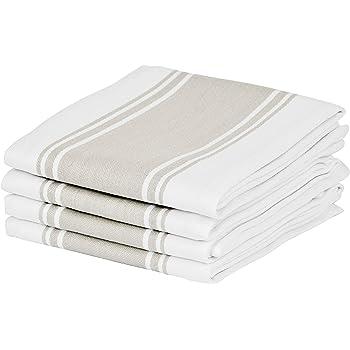 Big Large Blue Check Checked 100/% Cotton Tea Towel 65 x 45 cm