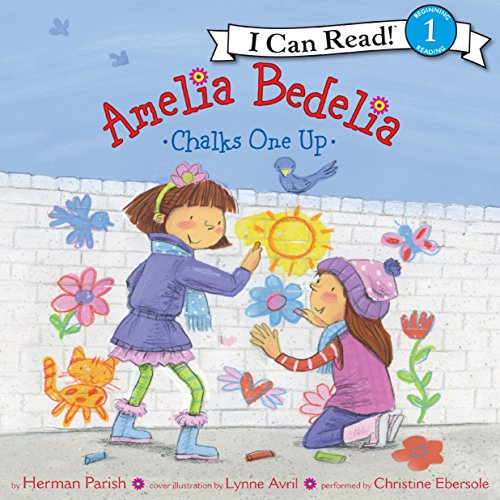 Amelia Bedelia Chalks One Up audiobook cover art