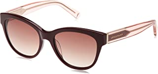 LONGCHAMP Women's Sunglasses Rectangular LCMP HERITAGE