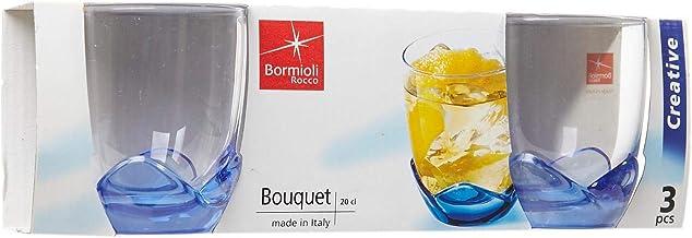 Bormioli Rocco Bouquet Old Fashioned Glass 20Cl (3Pc)