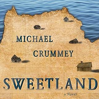 Sweetland audiobook cover art