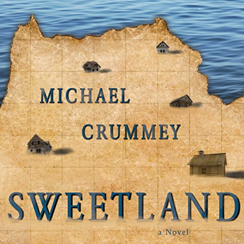 Sweetland audiobook cover art