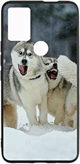 HUAYIJIE Case for TECNO SPARK 7 PRO Camon 17 Case TPU Soft Cover Case T-12