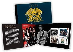 Queen Prestige - Cuaderno de sellos con sello