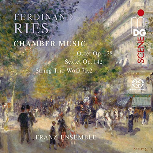 Octet Op. 128, Sextet Op. 142, Trio WoO 70,2