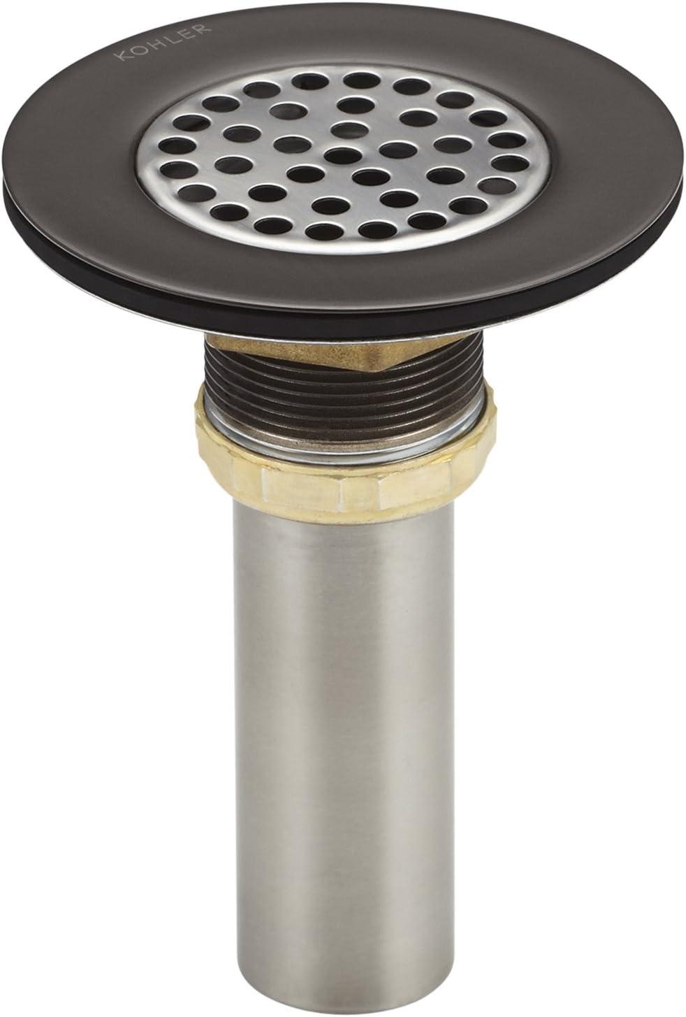 KOHLER K-8807-2BZ Brass Sink Strainer 2
