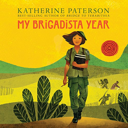 My Brigadista Year audiobook cover art
