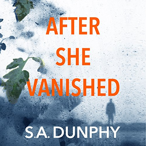 After She Vanished audiobook cover art