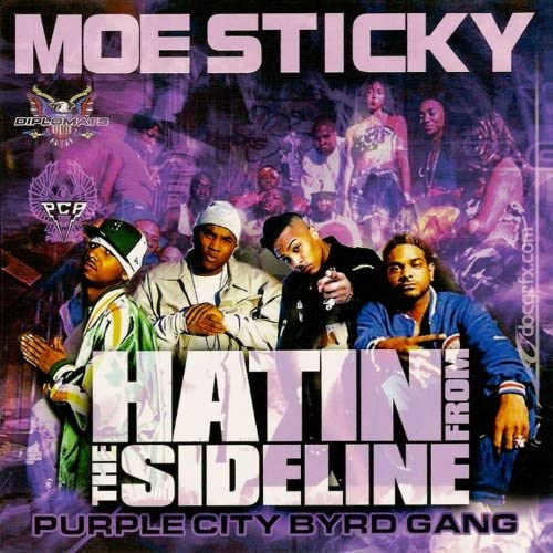 Purple City, Moe Sticky
