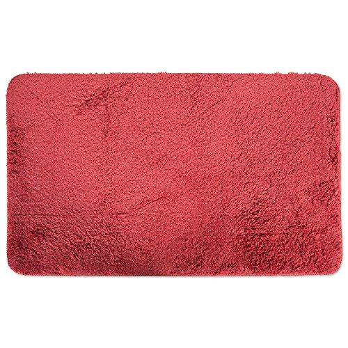 Ultra Soft Absorbent Spa Microfiber Bath Rug, 20x33
