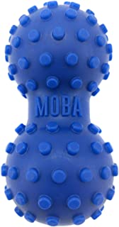 Moba Mobility - Peanut Ball Massage Roller - Vibrating Double Ball Roller Designed for Back, Neck, and Total Body Muscle Relief - Great for Trigger Point Myofascial Release and Still Point Induction