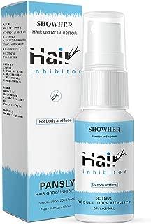 Hair Growth Removal Inhibitor Serum Oil Spray Beard Bikini Intimate Face Legs Body Armpit Painless Hair Remover