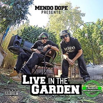 Live in the Garden (Instrumentals)